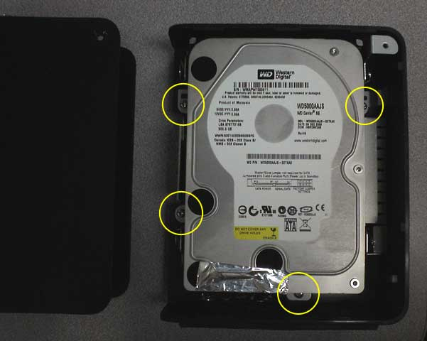 Western Digital MyBook Open Case Recover Data | Scott Cramer wrote this